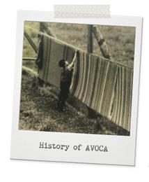 History of AVOCA